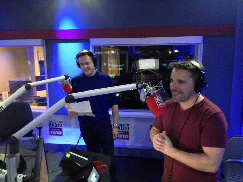 radio show toronto vinney white
