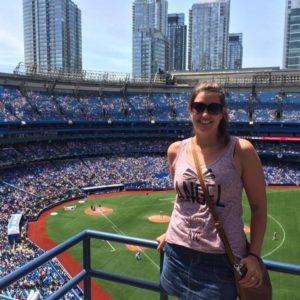 Toronto Trivia Event Host Caroline