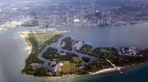 facts about toronto island