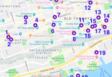 Downtown Toronto Best Venues